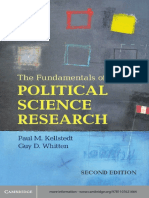 Kellstedt P., Whitten G.-The Fundamentals of Political Science Research-CUP (2013).pdf