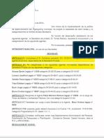 Resolución 13/2018 de Bahía Blanca
