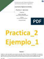 Practica 2 Ejercicios