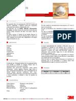 Ficha Tecnica Respirador N95 - 8210