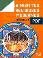 Cardin, Alberto - Movimientos Religiosos Modernos (r1.1)