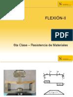 6ta Clase Flexión II