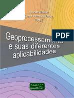 LIVRO Geoprocessamento e Suas Aplicabilidades
