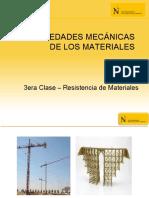 3era Clase- Propiedades Mecánicas de los Materiales.pdf