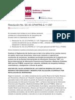 Smsecuador.ec-resolución No SCICICPAIFRSG11007