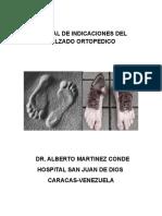 Manual de Indicacioenes Del Calzado Ortopedico (Autoguardado)
