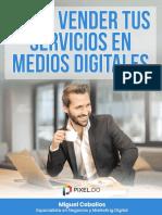Como Vender Tus Servicios en Medios Digitales