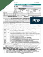 Hoja Presentacion PD 4ESO