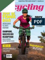 Bicycling nr 6 2018