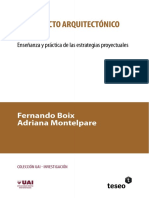 El Proyecto Arquitectónico_Boix-Montelpare