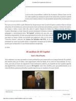 El Análisis de El Capital _ Marx Desde Cero