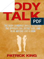 Body Talk by Patrick King