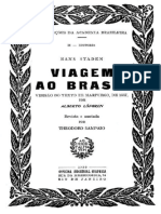 Hans Staden Viagem Ao Brasil 1930