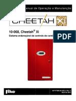Manual de Operação - Cheetah Xi
