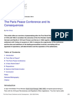 1914-1918-Online-The Paris Peace Conference and Its Consequences-2014!10!08