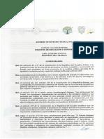 Acuerdo Mdt Mineduc 002