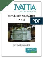 Manual Usuario SN 42D E