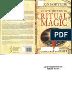 Knight, Gareth, Fortune, Dion - Introduction to Ritual Magic.pdf