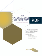 The Phenomenon of Scarcity