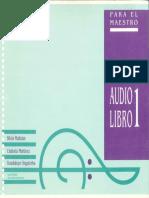 Para El Maestro Audio Libro 1 Silvia Malbran