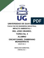 Impacto Ambiental Tarea No. 4.docx