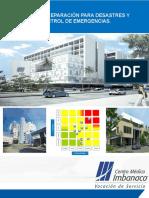 Version 13. Plan de Prevención de desastres y control de emergencias.doc