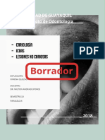 Tarea 2 Ximena Quezada Lopez Icdas-cariologia-lesiones No Cariosas