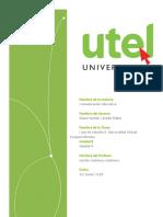 Caso de estudio 4. Universidad Virtual Ezequiel Montes