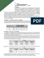 Examen Susty IO-2 UNI - 2017-2
