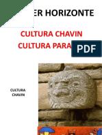 Primer Horizonte - CULTURA DEL PERÚ