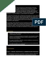 Programa Adminitracion Financiera SEMYRAZ