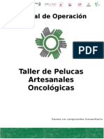 Manual de Operacion Taller de Pelucas