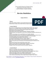 Edição v. 4, n. 2 (2017) Recent Issues Complete (1)