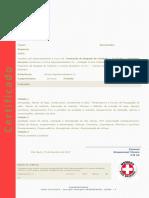 2013 - Certificado - BCI