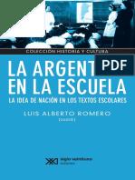 La Argentina en La Escuela