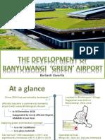 Blimbingsari Airport