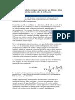 Principales propiedades reológicas y parámetros que definen y deben controlarse en los lodos de perforación.docx