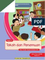 Buku Guru Kelas 6 Tema 3 Revisi 2018