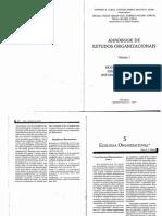 Hundbook de Estudos Organizacionais - Volume 1