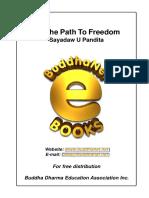 (eBook Philosophy) - Buddhism - Essentials of Insight Meditation Practice