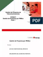 11maClase Gestion Proyec Tele Unidad 3