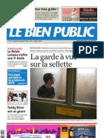 Le Bien Public 10 Septembre 2010