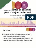 Herramientas de Coaching Para Mejorar La Salud