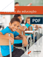 Cris Oliveira. História da educação
