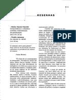 111412120906Consumidores e cidadãos de Nestor Garcia Canclini As marcas do visível Frederic Jamenson .pdf
