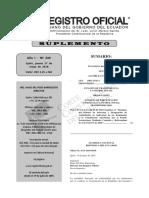 Ley Orgánica de Desarrollo Fronterizo