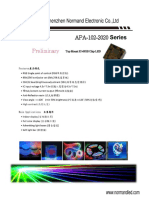 APA102-2020 LED Datasheet