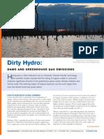 Dirty Hydro Factsheet