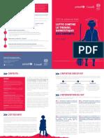 2018jun ILO Brochure Projet Travail Des Enfants