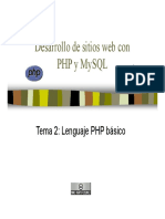 Tema2 PHP Básico